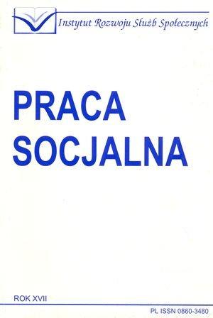 Regionalne wykorzystanie środków Europejskiego Funduszu Społecznego wpaństwach UE - przykład Saksonii w: Praca Socjalna 2/2002, kwiecień-czerwiec 2002