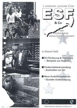 Polens Weg zur Mitgliedschaft in der Europäischen Union, ESF & Co, 3/1999