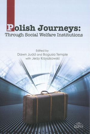 The institutions of employment and labour-market policy in Poland w: Polish Journeys.Through Social Welfare Institutions (ed. Dawn Judd, Bogusia Temple, Jerzy Krzyszkowski), Warsaw / London 2011.